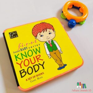 First Sweet Baby Series: Know Your Body (Foam Book)