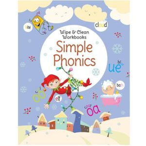 Wipe & Clean Workbook- Phonics